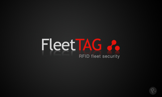 FleetTAG logo design