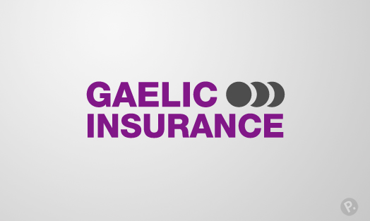 Gaelic Insurance logo design